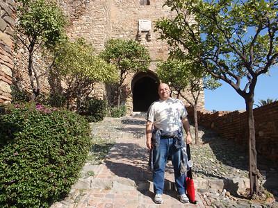 016_Alcazaba Fortress  Torre del Homenaje, Homage Tower  JDP