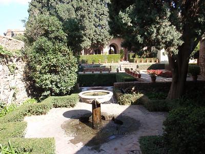 024_Alcazaba  Garden and Patio de los Surtidores, Jets of Water
