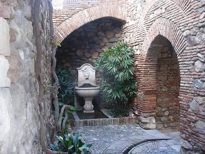 023_Alcazaba  Gate of the Halls of Granada  To upper precinct