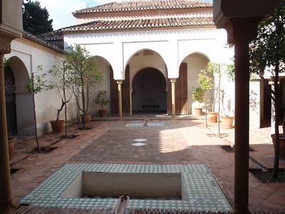 036_Alcazaba  Nazari Palace  Patio de los Naranjos, Orange Trees