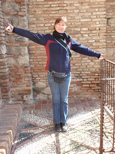 027_Alcazaba  Torre de Maldonada, Maldonado Tower  Luce