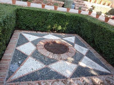 025_Alcazaba  Garden and Patio de los Surtidores, Jets of Water