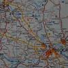 104_Belgrade to Novi Sad  Map