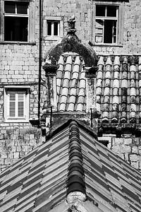 Church rooftop