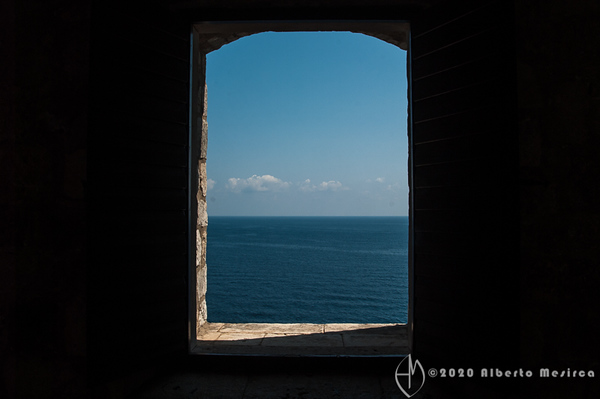 view on the Adriatic Sea