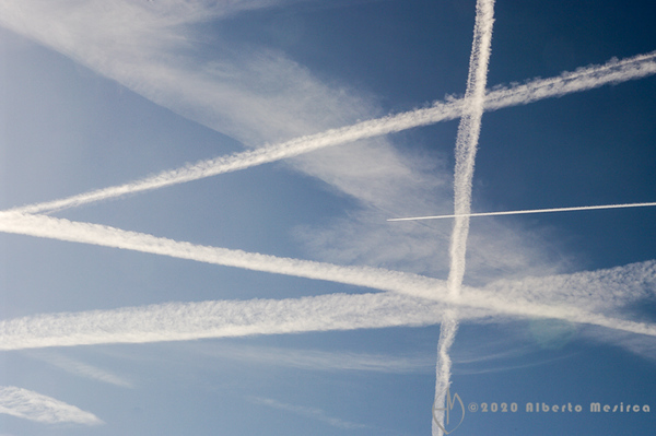 triangle in the sky