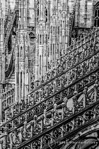 spirals, pinnacles and flying buttresses #2
