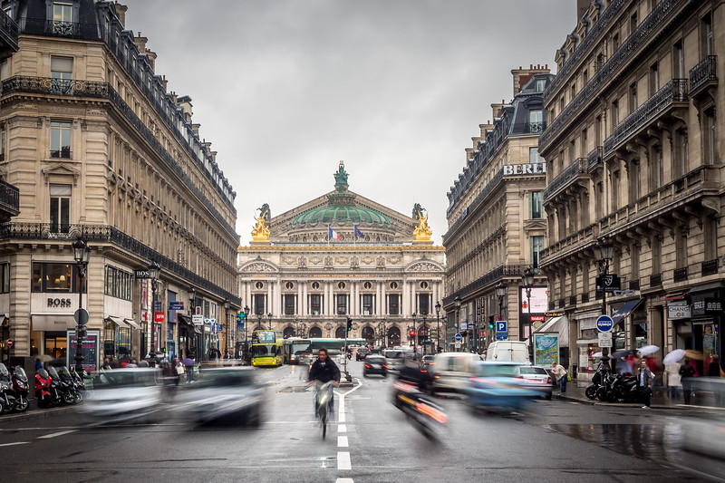 Opera Rush, Paris