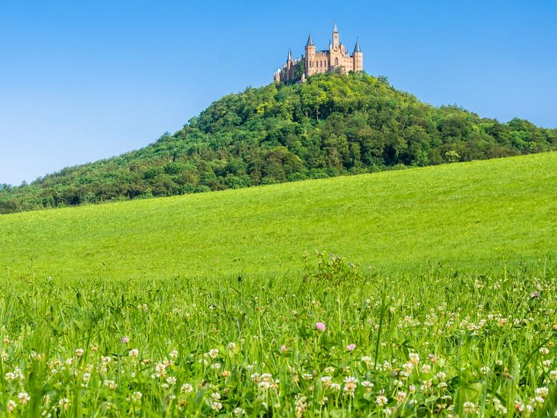Fairy Tale Castle, Swabia, Germany