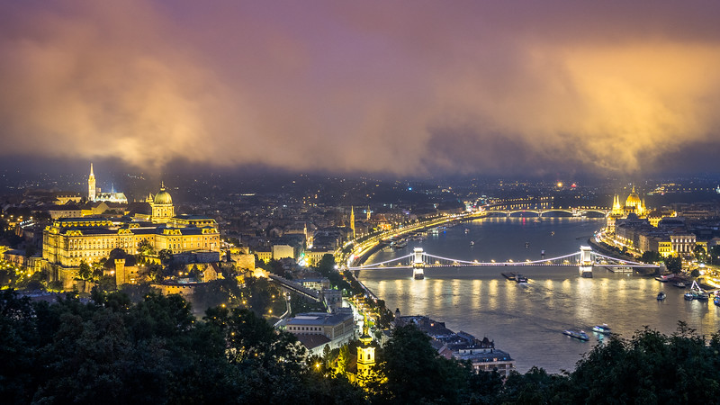 Budapest on Fire, Hungary
