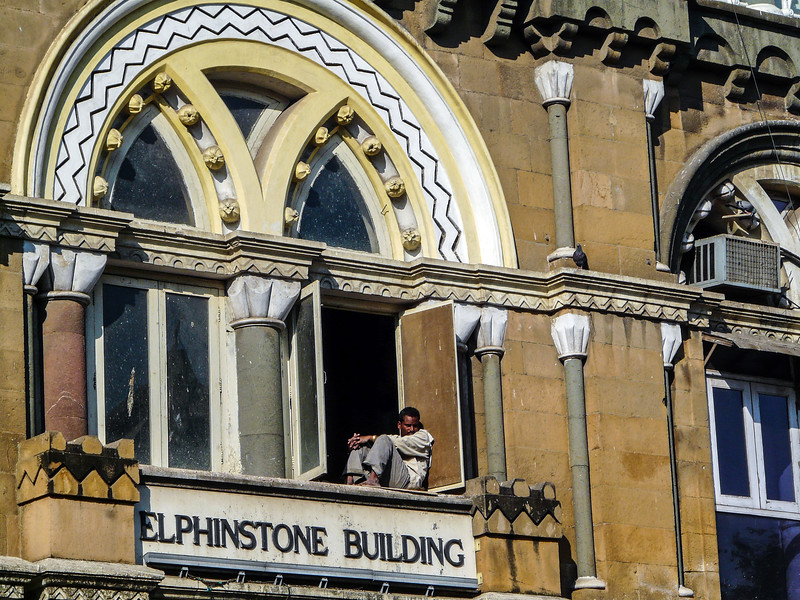 Elephinstone Building, Mumbai, India