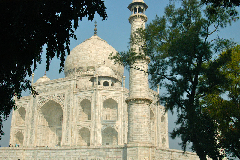 Taj Mahal Grounds, Agra, India