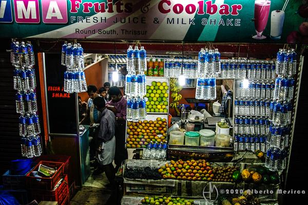 selling water