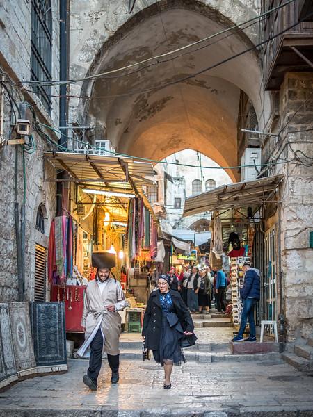 Shabbat Stroll, Jerusalem
