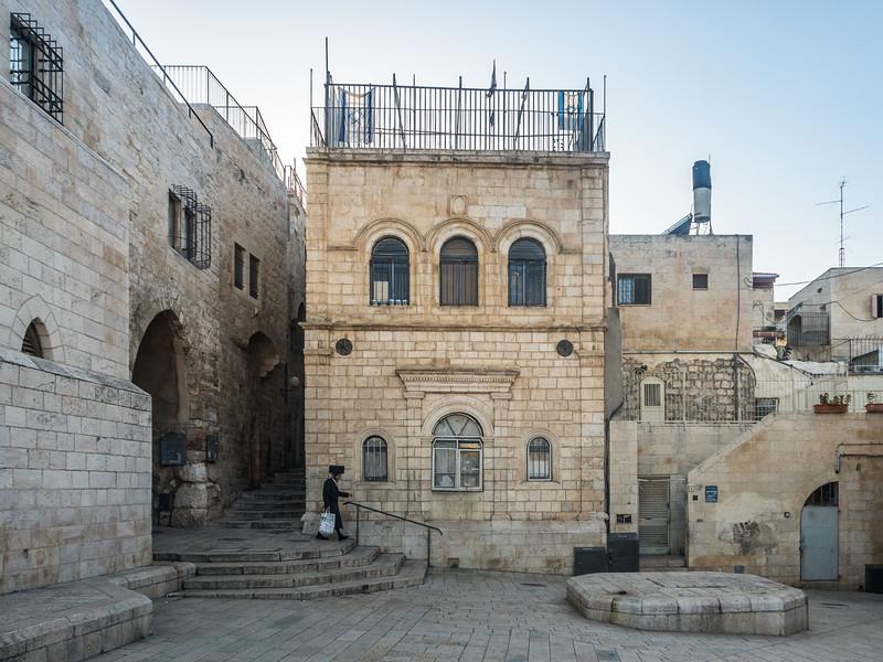 Quiet Streets, Jerusalem
