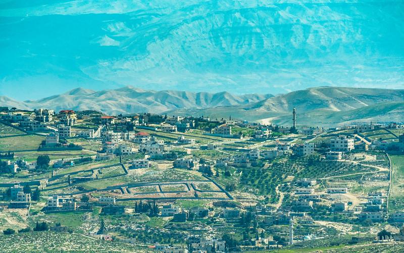 Hill Country Outside Bethlehem