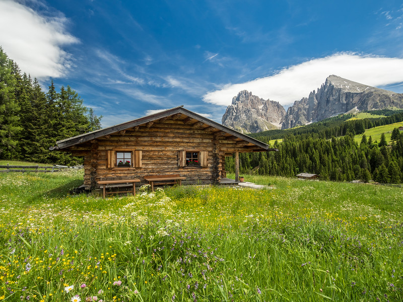 Home Sweet Home, Seiser Alm, Italy