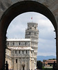 Tower in Full Tilt, Pisa, Italy