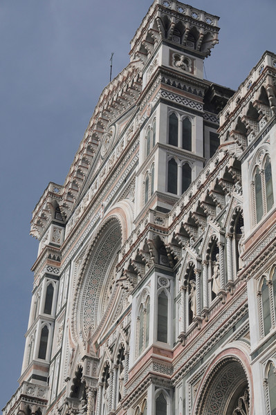 Florence Duomo in Daylight, Florence, Italy