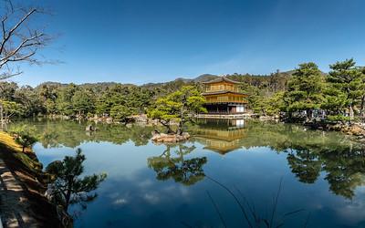 Kyoto_Rokuon-ji Golden Temple_200319_DSB0131-Pano