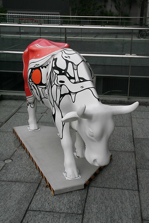 Cow Parade, Marunouchi - Tokyo