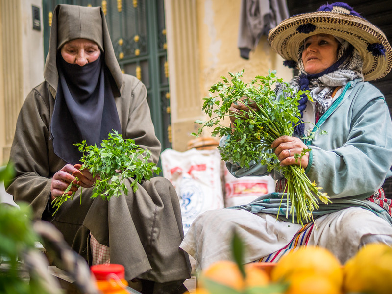 Parsely Women, Tangiers, Morocco