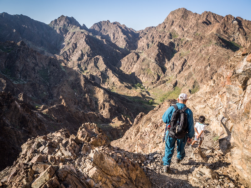 Into the Valley, Muscat, Oman