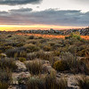 Golden sunrise - Kagga Kamma.