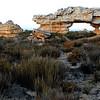 Rock arches - Kagga  Kamma