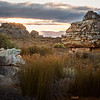 The golden hour - Kagga Kamma.