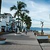 Puerto Vallarta - esplanade.