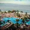 Puerto Vallarta - view from hotel room.