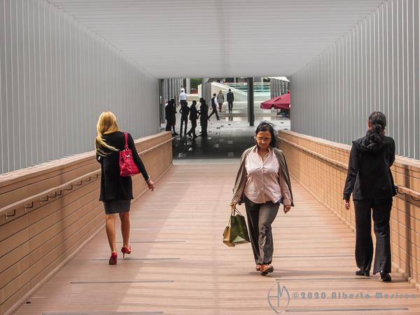 passageway #9