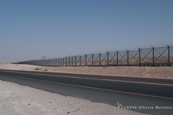 UAE - Oman border #1