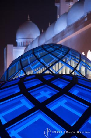 blue dome #3