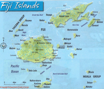 007_The Fiji Islands Map  3000 Islands on 3 million Sq  Km
