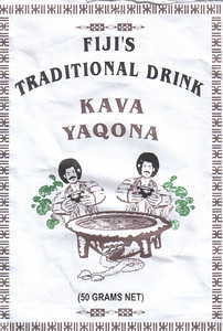 013_Fiji's Traditional Drink, The Kava, or Yaqona