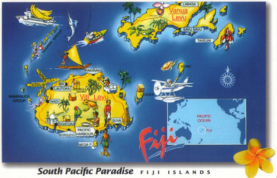 001_Scenic Gem of The South Pacific, Fiji Islands