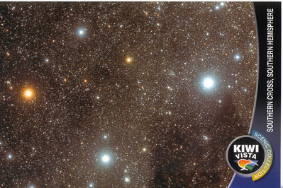 011_The Southern Cross constellation is the most recognised in the Southern Hemisphere