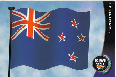 001_New Zealand Flag, Aotearoa, the land of the long white cloud
