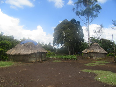 380_Kingalri Village  Melpa (local tribe)  Village Study