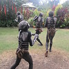 410_Avi Orchid Garden  The Skeleton Boys  They walk slowly for 30 minutes  No music, no sound