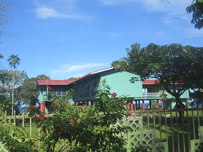 159_Madang  Governor General Residence