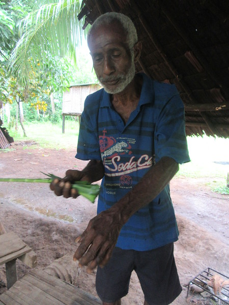 191_Herbal Medecine  Scabies  Crush the stick  Part 1  Apply the juice over the scabies  Like soap