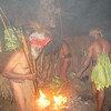 487_Tokua Village  Moka Demonstration  Dancing until they feel the spirit inhabites them