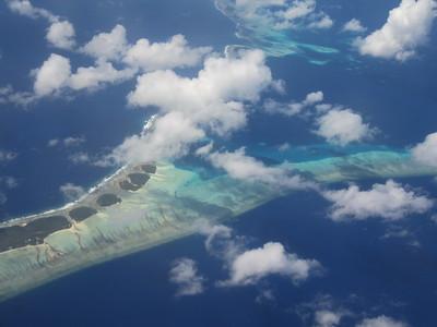 015_Marshall Islands  Majuro Atoll  26 mile long