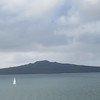 114_Hauraki Gulf  Rangitoto Channel  Rangitoto Island  Erupted from the sea in a series of dramatic explosions about 600 years ago and is now dormant
