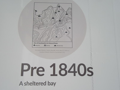018_Auckland  Pre 1840s  A sheltered bay