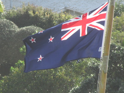 009_New Zealand  Flag