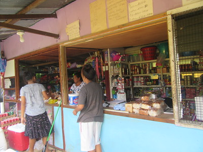 084_Pohnpei  Every village has his own Convenience Store